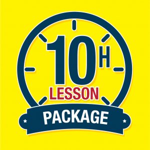 10hr driving lesson package