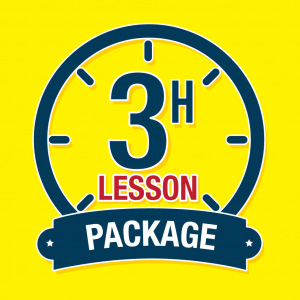 3hr driving lesson package