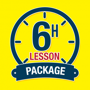 6hr driving lesson package