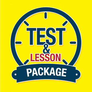 Driving Test & Lesson package